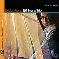 CD ORIGINAL JAZZ CLASSICS REMASTER: BILL EVANS TRIO – EXPLORATIONS
